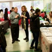 CBN Executive Director Bill Dionne was on hand to greet visitors