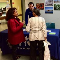 "New York Road Runners brings the popular ""Striders"" walking program to the CBN/RI Senior Center"