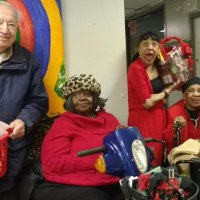 Gift baskets appreciated, thanks to Bread & Butter Market, Main Street Cleaners