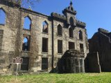James Renwick Smallpox Hospital in Southpoint Park