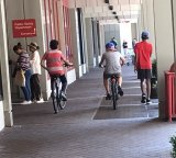 Bicycle Riding Risks Increase, But Why?