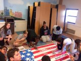 Diversity: The Child School Flag Project