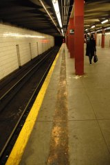 Last Look: 57th Street F Line Station Closes July 9th for Renovations