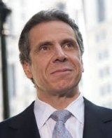 Andrew Cuomo / Photograph by Pat Arnow