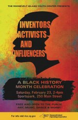 Inventors, Activists and Influencers: A Black History Month Celebration!