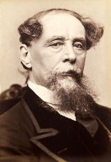 Charles Dickens - Expected on Roosevelt Island Later This Month
