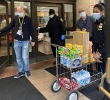 Without Fanfare, Foodtown Delivers for Our First Responders