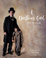 Through December 20th: A Christmas Carol: The Musical