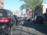 Roosevelt Island Traffic Backed Up Into Queens