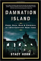 December 6th, Damnation Island author Stacy Horn speaks here