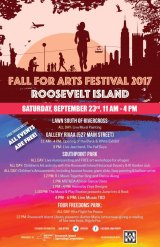 September 23rd, Fall For Arts, Various Locations