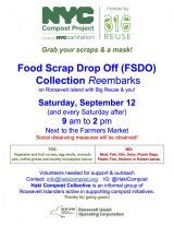 Big Reuse Composting Returns Saturdays