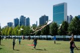 Kite Flight for Peace, September 22nd, FDR Four Freedoms Park