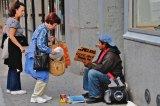 Helping the Homeless / Manhattan