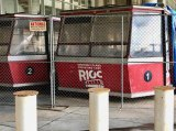 RIOC's policies abandon old Tram cabins just as as they do our neediest neighbors.