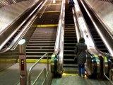 Roosevelt Island Subway Station's Gritty Lower Level