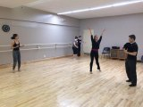 "John Curtis & Call Me Crazy Dancers' ""Christmas Dreams"" Rehearsal"