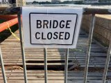 Less than four years after RIOC doled out cash for them, causeway bridges on Lighthouse Park are wasted.