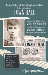 UPDATED for  Time Change: December 3rd, Town Hall/Nellie Bly Memorial