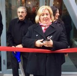 December, 2017, Assembly Member Rebecca Seawright was on hand to cut the ribbon at Nisi's reopening.