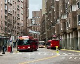 Midday Supplemental Red Buses Services To Second Avenue End, Friday the 13th