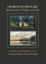 Extended, Reflections of Night and Day, RIVAA Artist Georgette Sinclair