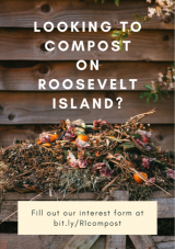 Roosevelt Islanders Join Fight To Return Local Composting