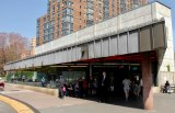 Subway Service limited to Queens bound trains, this weekend.