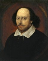 Shakespeare, National Portrait Gallery London