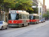 Streetcars in North America