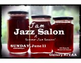 Sunday, June 11th, Jazz Jam Salon at Gallery RIVAA