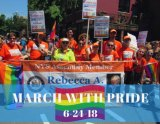 Stand Tall: Join Team Seawright in the Heritage of Pride March on Sunday