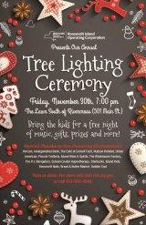 Friday Tree Lighting Events