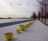 FDR Four Freedoms Park Sparks Spring's Awakening with Artful Awareness