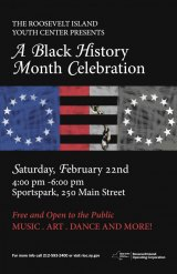 February 22nd, Youth Center Celebrates Black History Month