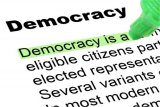 Definition of Democracy