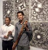 Bruno Razafindrakoto and Mino R. Razafimpamonjy, NY Valiha