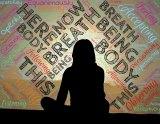 September Challenge: Mindfulness Meditation, Me vs Lisa Fernandez