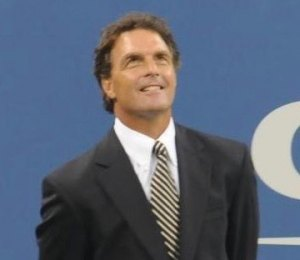 Doug Flutie at the U.S. Open in 2009