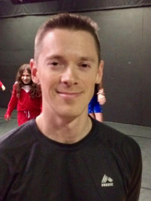Writer and co-choreographer, for Christmas Dreams, John Curtis