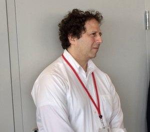 Andrew Winter in September
