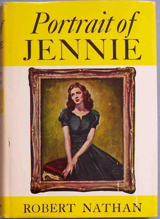 Portrait of Jennie: Book to Movie to Art