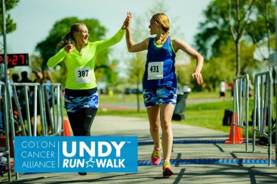 Saturday, October 7th, 9:00 a.m. NYC Undy Run/Walk, Benefiting Colon Cancer Alliance
