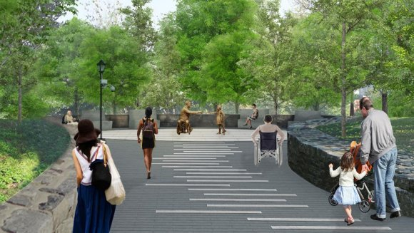 RIOC Agrees to Complete Hope Memorial Project