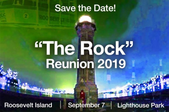 "With a little help from friends and RIOC, ""The Rock"" reunion is now a go"