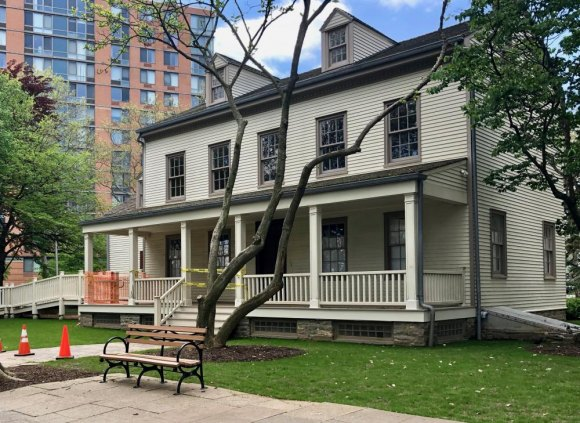 Idled for many years, Blackwell House may finally welcome visitors again this summer.
