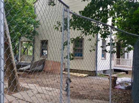A treasure, historic Blackwell House, being restored from RIOC's capital budget.