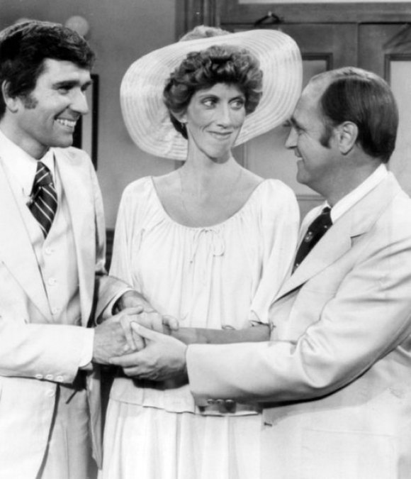 Marcia Wallace's character, Carol, marries on the The Bob Newhart Show