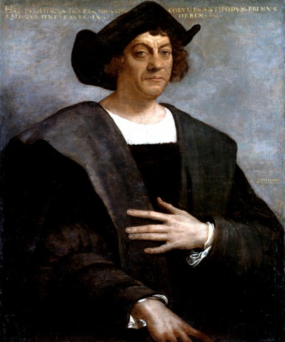Columbus Day Special: How To See the Man, Myth & Symbol