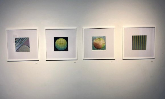 "Art Lovers, Don't Miss ""Color & Connection,"" Toshiko Kitano Groner"